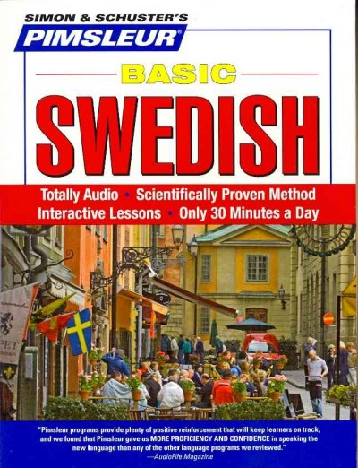 Pimsleur Basic Swedish