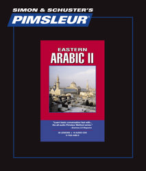 Pimsleur Comprehensive Arabic (Eastern) Level 2 - Discount - Audio 16 CD