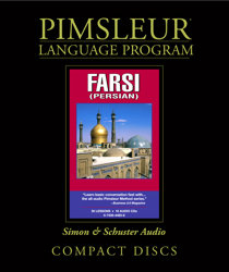 Pimsleur Comprehensive Farsi (Persian) Level 1 - Discount - Audio 16 CD