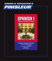 Pimsleur Comprehensive Latin-American Spanish Level 1 - Discount - Audio 16 CD