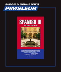 Pimsleur Comprehensive Latin-American Spanish Level 3 - Discount - Audio 16 CD