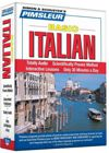 Pimsleur Basic Italian - Audio Book 5 CD -Discount - Learn to Speak Italian