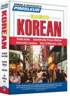 Pimsleur Basic Korean - Audio Book 5 CD -Discount - Learn to Speak Korean