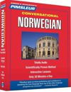 Pimsleur Conversational  Norwegian Language 8 Audio CDs - Learn to Speak Norwegian
