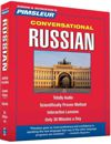 Pimsleur Conversational Russian - 8 Audio CDs - Learn to Speak Russian