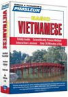 Pimsleur Basic Vietnamese - Audio Book 5 CD -Discount- Learn to speak Vietnamese