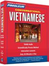 Pimsleur Conversational Vietnamese - 8 Audio CDs - Learn to Speak Vietnamese